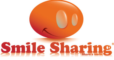 Smile Sharing Brand - Logo Variation_Mascot(Fully Rendered with Font)